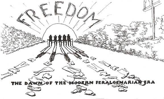 Freedom by R  Allen Swezey