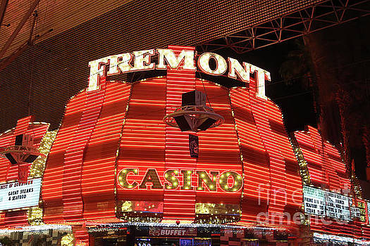 Chuck Kuhn - Fremont Street Old Town 2