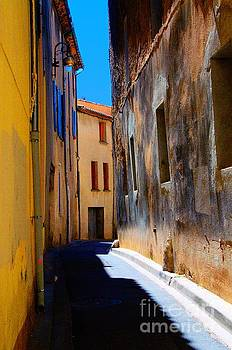 French Alley by Daniela White
