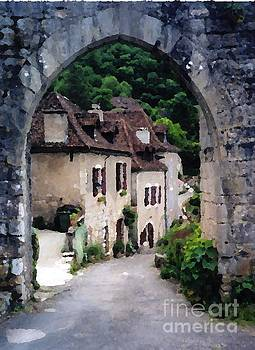 French Arch by Josephine Benevento-Johnston