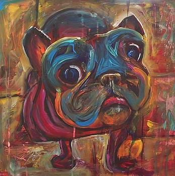 French Bulldog by Susan Gauthier