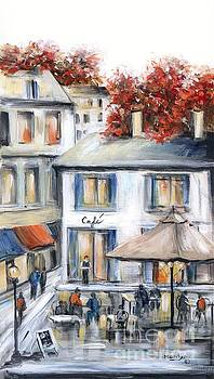 Marilyn Dunlap - French Cafe