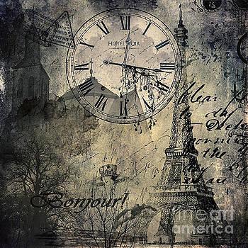 Svetlana Sewell - French collage