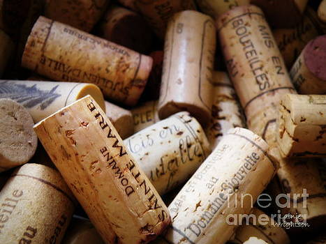 French Corks by Lainie Wrightson