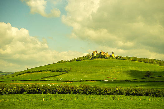 French Countryside by Denise Darby