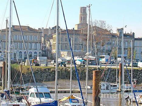 French Harbor by Barbara Plattenburg