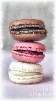Edward Fielding - French Macaron Pastry