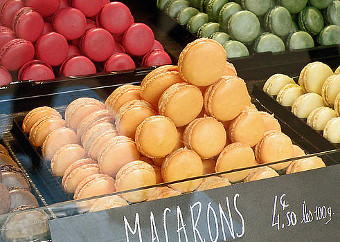 French Macarons by Jean Hall