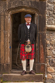 French Scotsman by Kathleen McGinley