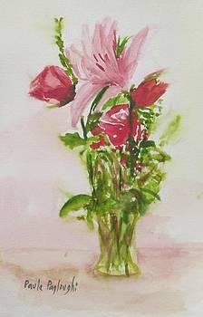 Fresh Flowers by Paula Pagliughi