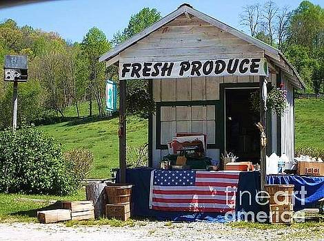 Fresh Produce by Donna Dixon
