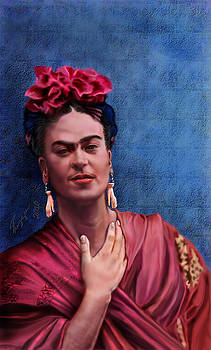 Frida- Beyond Flesh  by Reggie Duffie