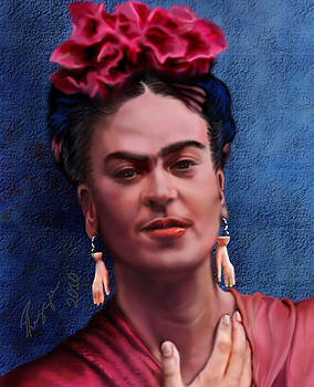 Frida by Reggie Duffie