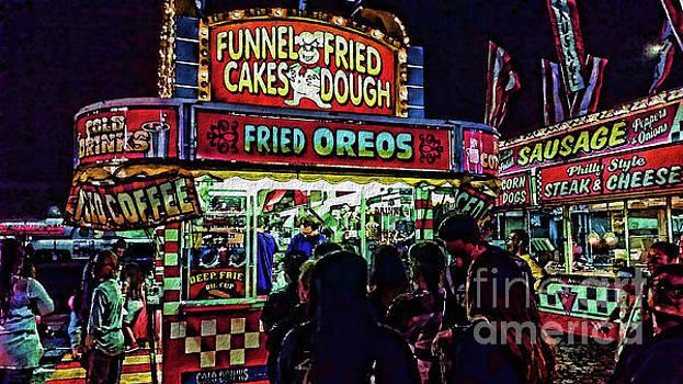 Fried Oreos by Jeff Breiman