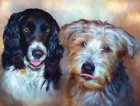 Friends by Rebecca Tabor