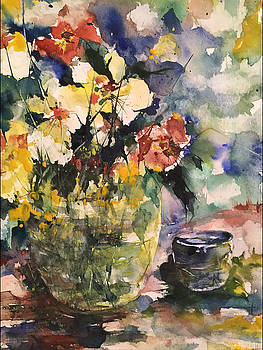Friendship Flowers by Robin Miller-Bookhout