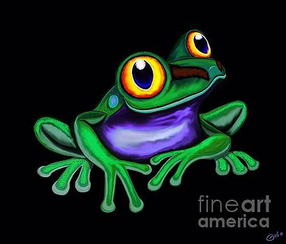 Nick Gustafson - Frog Eyes