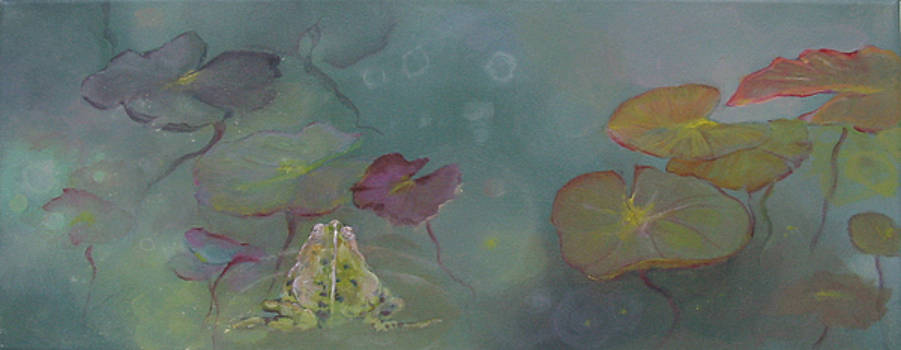 Frog Pond by Eve Corin