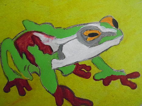 Froggy by Nicole Burrell