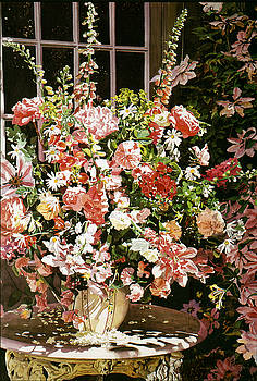 David Lloyd Glover - From An English Country Garden