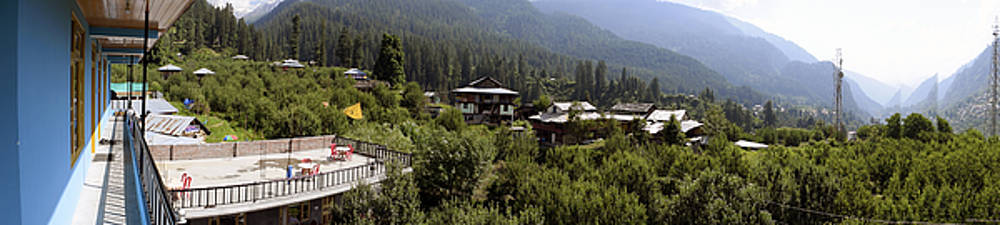 From my balcony by Sumit Mehndiratta
