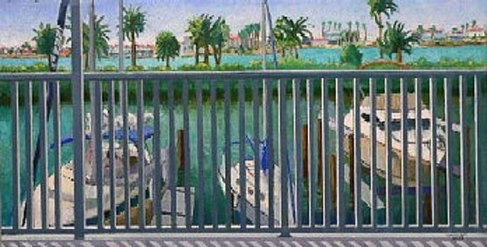 From the Balcony by Gainor Roberts