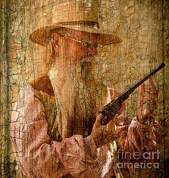 Frontiersman by Jim Cook