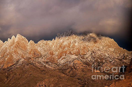 Frosted Peaks by Steve Whalen