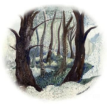 Frosty Trees by Cori Caputo