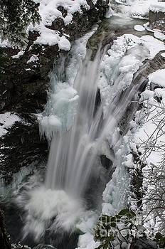 Rod Wiens - Frozen Falls