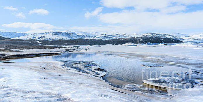 Svetlana Sewell - Frozen Iceland