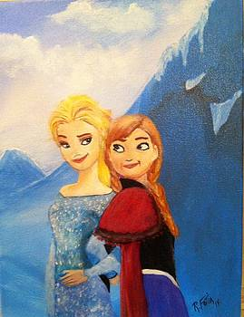 Frozen by Rich Fotia
