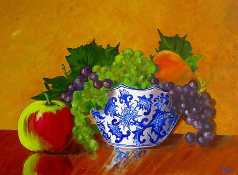Fruit Bowl II by Pete Maier