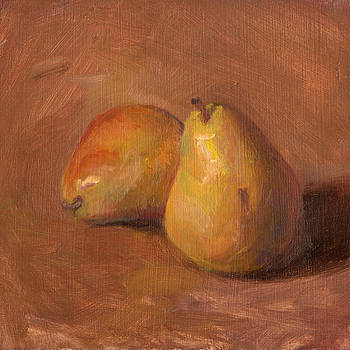 Fruit of the Spirit- Pear 1 by Timothy Chambers