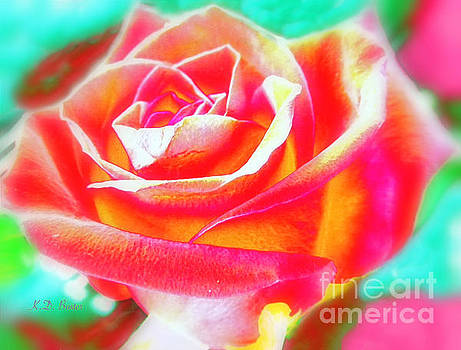 Fruitalicious--A Rose Good Enough to Eat by Kimberlee Baxter