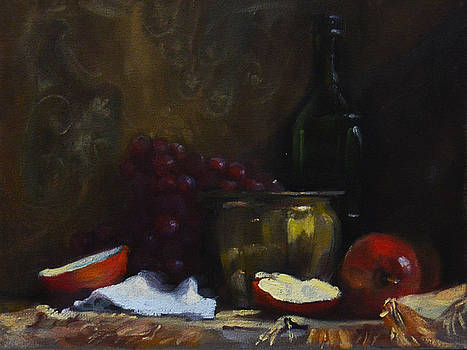 Fruitful Wine Display  by Rich Alexander