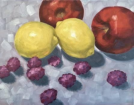 Fruits 2 by Velma Serrano