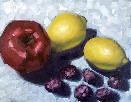 Fruits 3 by Velma Serrano