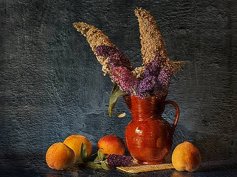 Fruits and flowers by Tony Goran
