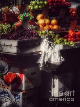 Fruits of Autumn - New York by Miriam Danar