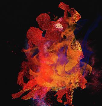Fuego by M Montoya Alicea