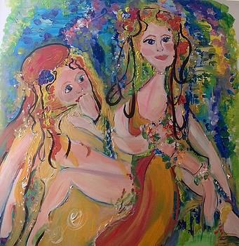 Fulfilling friendship by Judith Desrosiers