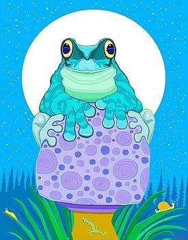 Nick Gustafson - Full moon Froggy