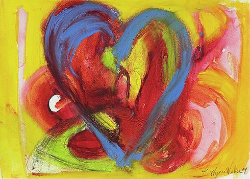 Full of Joy by Laurie Wynne Weber