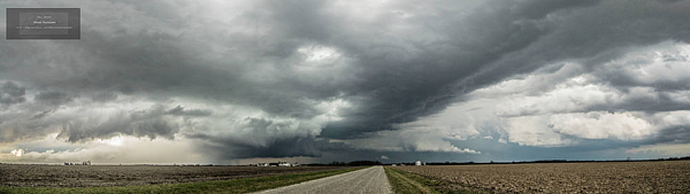 Full Storm Panorama by Paul Brooks