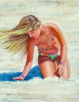 Fun at the Beach by Darla Brock