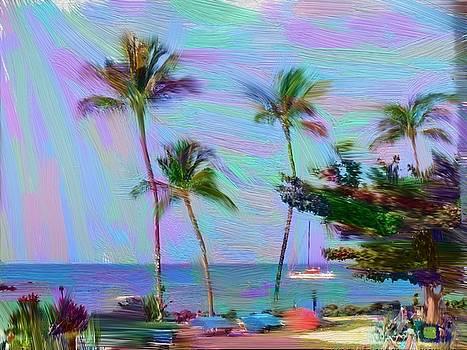 Fun at the Beach by Karen Nicholson