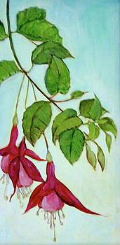 Fushia by Genevieve Smith