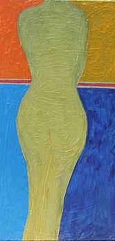 A11Oil on cavas 24 x 48 2015 by Radoslaw Zipper