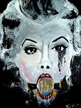 Gagged by Fame by Nick Mantlo-Coots